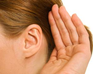 Ear to listen