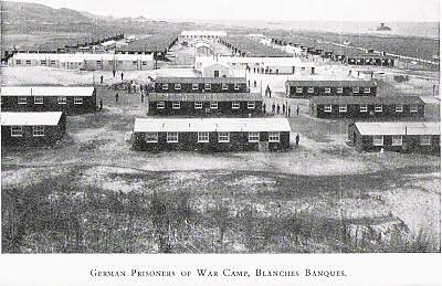 Blanches Banques POW Camp