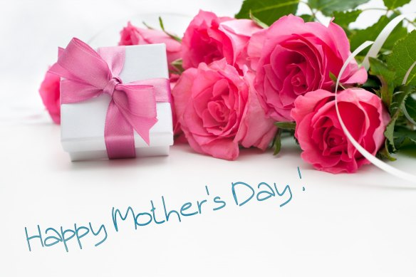 Pink-Roses-For-Mothers-Day